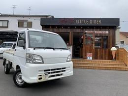 ダイハツ ハイゼットトラック 660 スペシャル 3方開 車検R5年2月 ETC 5速MT 記録簿