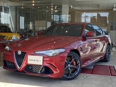アルファ ロメオ ジュリア の中古車 2.9 V6 ビターボ クアドリフォリオ 東京都調布市 998.0万円