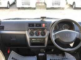 エアコン・パワステ・オートマで運転楽々ですね!
