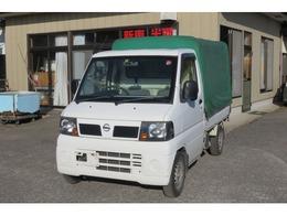 日産 クリッパートラック 3方開・DX 幌付き