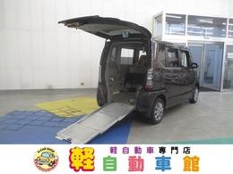 ホンダ N-BOX+ 660 G Lパッケージ 車いす仕様車 4WD 福祉車両 ABS アイドルSTOP スマキー