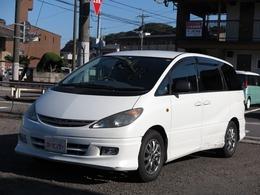 トヨタ エスティマ 2.4 L アエラス SDナビ バックカメラ ETC HIDライト