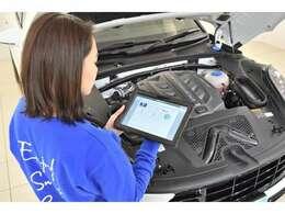 エンジン、ミッション、各種センサー確認済み。carsでは目視で発見する事が不可能な最大237システムをディーラーが使用するコンピューター診断を実施し、安心してお乗り頂ける車両を販売しております。