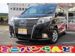 トヨタ エスクァイア 2.0 Xi 後席TVモニター フルセグ純正ナビ ETC