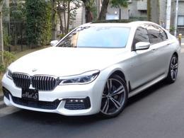 BMW 7シリーズ 740i Mスポーツ オプション/リモートパーキング