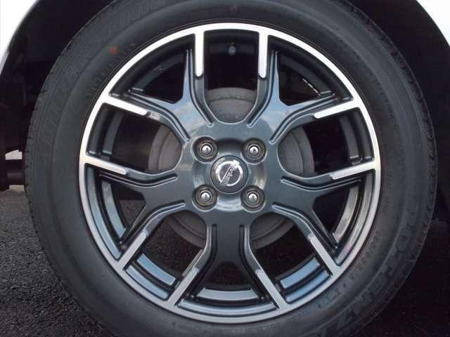 【タイヤ】 【純正16インチアルミホイール】《195/55R16/》 専用のアルミなのでお車のイメージぴったりですね!