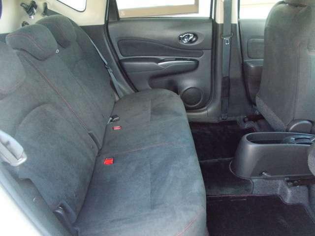 【シート状態】 ルームクリーニング(抗菌・防臭)済みなので、気持ちよくお乗り頂けます。