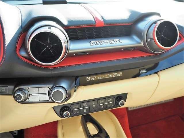 F1 DCT 左H カーボンファイバーLEDドライバーゾーン/フロントサスペンションリフター/カーボンパーツ多数/パッセンジャーディスプレイ