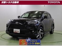 トヨタ ライズ 1.0 Z 前後ドラレコ・スマアシII・SDナビ