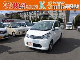 三菱 eKワゴン 660 E ナビ TV キーレス 電格ミラー 禁煙車