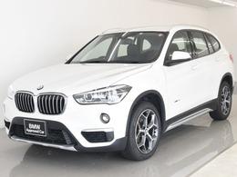 BMW X1 xドライブ 18d xライン 4WD コンフォートP フルセグTV Bカメラ 18AW