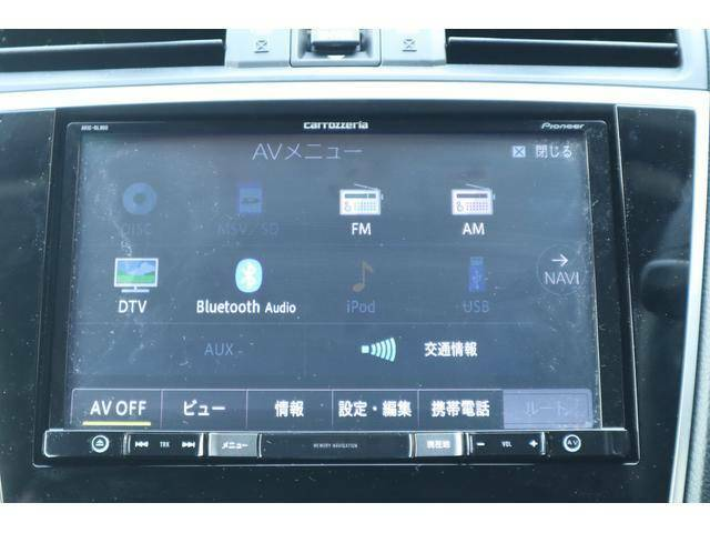Bluetoothオーディオが使えるのでお手持ちのスマホの音楽も車内スピーカーで聴けます♪