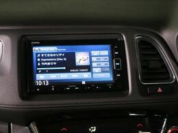 Bluetooth対応フルセグナビ搭載!