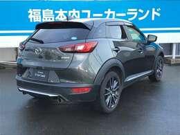 【マツダのコンパクトSUV・CX-3】