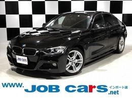 BMW 3シリーズ 320i Mスポーツ 純正ナビ 純正18AW オートライト ドラレコ