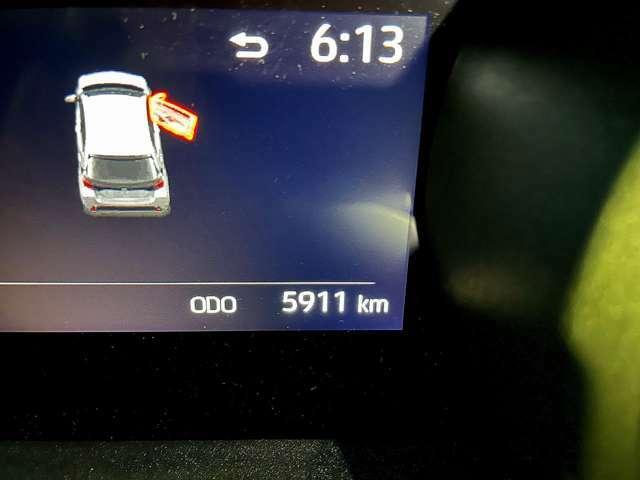 走行5911キロです!