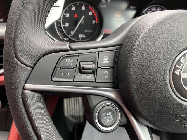 高速走行時に安全運転を支援するアダプティブクルーズコントロール(ACC)