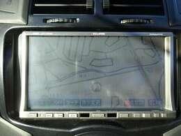 イクリプスHDDナビ AVN669HD付きです。音楽録音可能なミュージックサーバー搭載です。