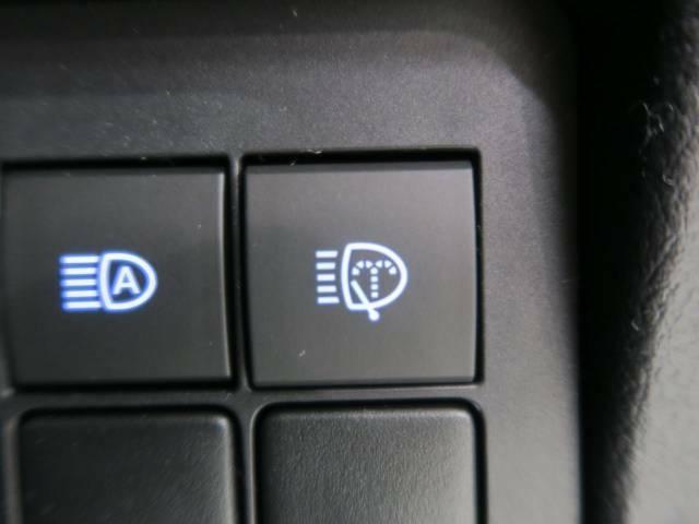 【ヘッドライトウォッシャー】ヘッドライトが汚れても心配なし!