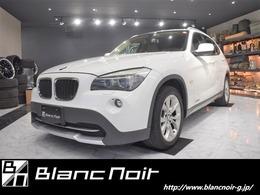 BMW X1 sドライブ 18i 本革シート社外ナビETC17インチ