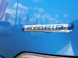 『マイルドハイブリッド』搭載です!!加速時などでモーターでエンジンをアシストすることで『ガソリン消費の抑制』と『力強い走り』を両立できます!!クリープ走行はモーターで行います!!