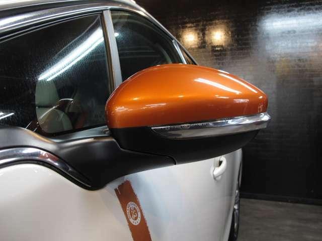 ロランギャロスならではのオレンジカラー!!差し色がキュートです♪