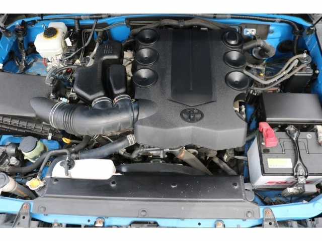 1GRの4000ccエンジン!パワフルな走りをご堪能下さい!