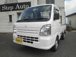 三菱 ミニキャブトラック みのり 4WD H/L切替 デフロック 衝突抑制付