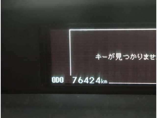 走行76424km