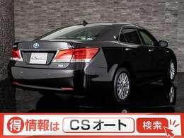 ★外装はすごく綺麗です!是非ご確認下さい!光沢のあるブラックボディー!!艶々で本当に綺麗ですよ!!綺麗だからこそ高級感が際立ちます!綺麗なお車でドライブをお楽しみ下さい!!