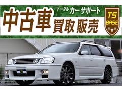 日産 ステージア の中古車 2.5 25t RS FOUR V 4WD 千葉県松戸市 63.9万円