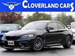 BMW M2コンペティション M DCTドライブロジック 黒革・スポイラー・ハーマンカードン・19AW