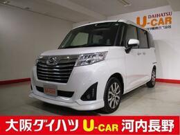ダイハツ トール 1.0 カスタムG ターボ SAIII /元試乗車/両側電動スライド/キーフリー