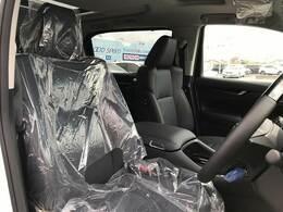 新車未登録。清潔な状態です。
