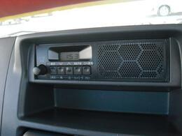 ラジオ付きです!!