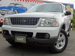 フォード エクスプローラー XLT 4WD 本革シート 3列シート carrozzeriaナビ