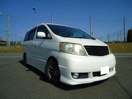 トヨタ アルファード 2.4 G AS ・フルエアロ