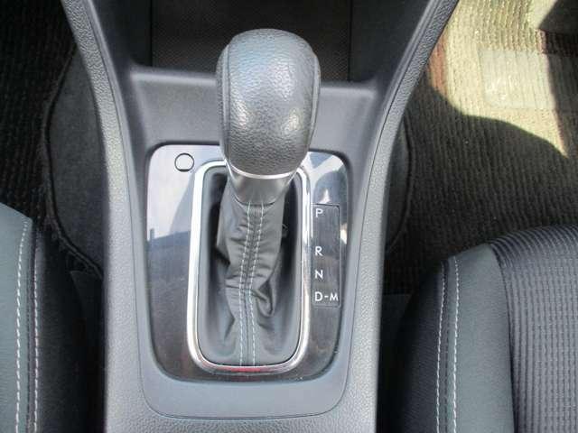 新車感覚で経年劣化を感じらせません。