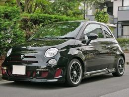 フィアット 500(チンクエチェント) ツインエア スポーツプラス スポーツプラス限定車HAMANN仕様KW車高調