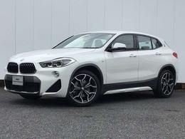BMW X2 xドライブ20i MスポーツX 4WD ハイライン 茶レザー LED ETC 禁煙車