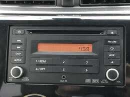 CD、ラジオチューナー付きです!