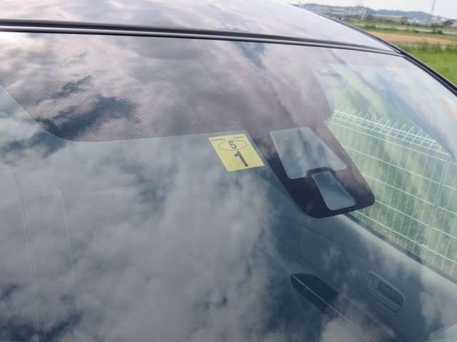 ★★ 自動(被害軽減)ブレーキは、一定条件下で衝突を回避するシステムです★★ (但しこれに頼った運転は避けて下さい、あくまで補助的なものです)