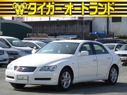 トヨタ マークX 2.5 250G Lパッケージ スマートキー プッシュスタート