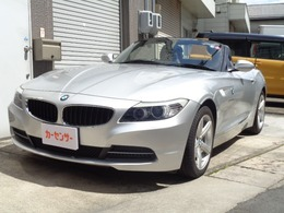 BMW Z4 sドライブ 20i ハイラインパッケージ 革シート シートヒーター純正ミラーーETC
