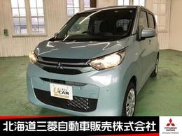 三菱 eKワゴン 660 M 4WD レンタカーUP!ナビ ETC付き