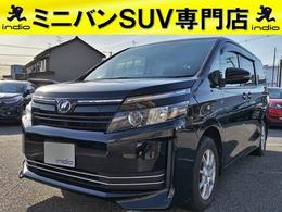 トヨタ ヴォクシー X フリップダウンモニター 純正SDナビTV