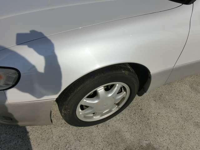 純正のホイール!Genuine wheel