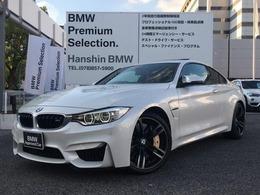BMW M4クーペ M DCT ドライブロジック サンルーフMカーボンブレーキMサスOP19AW
