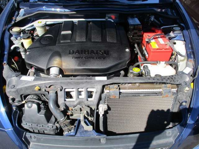 水冷4ストローク直列4気筒DOHC16バルブ ターボ付659cc無鉛レギュラーガソリンエンジン 装備