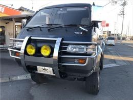 三菱 デリカスターワゴン エクシード クリスタルライトルーフ 4WD